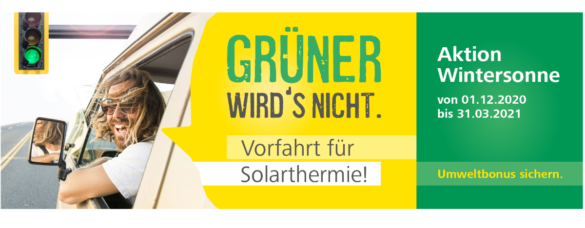 Aktion Wintersonne Bild
